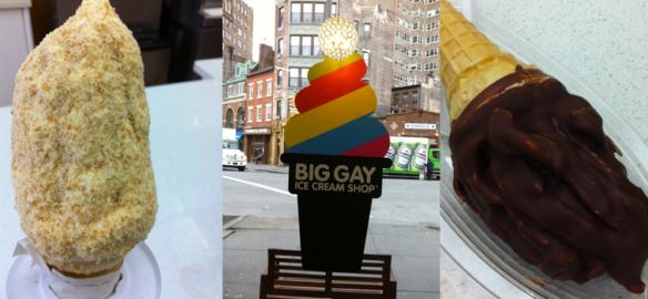 big gay ice