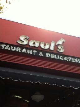Sauls Exterior