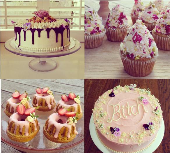 Melie's Cakes