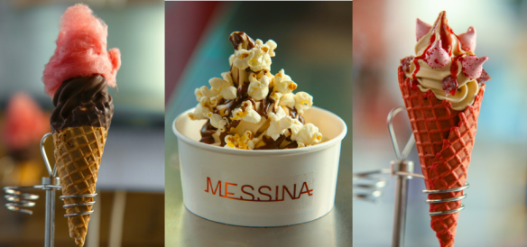 Messina Sundaes