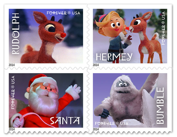 Rudolph Stamps