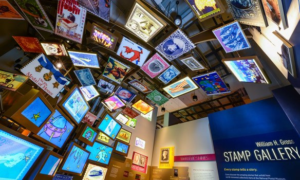 stamp gallery