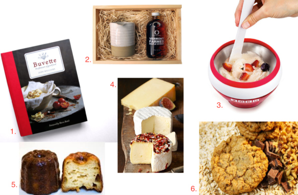 Food Gifts 2014