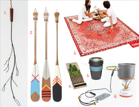 Outdoorsy Gifts 2014
