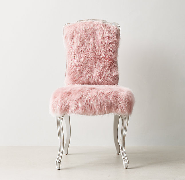 Fuzzy Chair