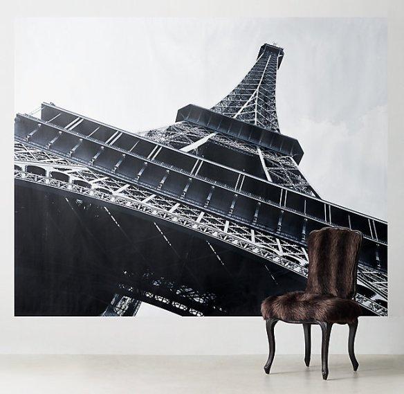 Paris Mural