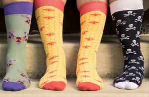 Sock Cardigan