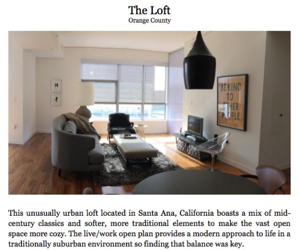 Loft Feature