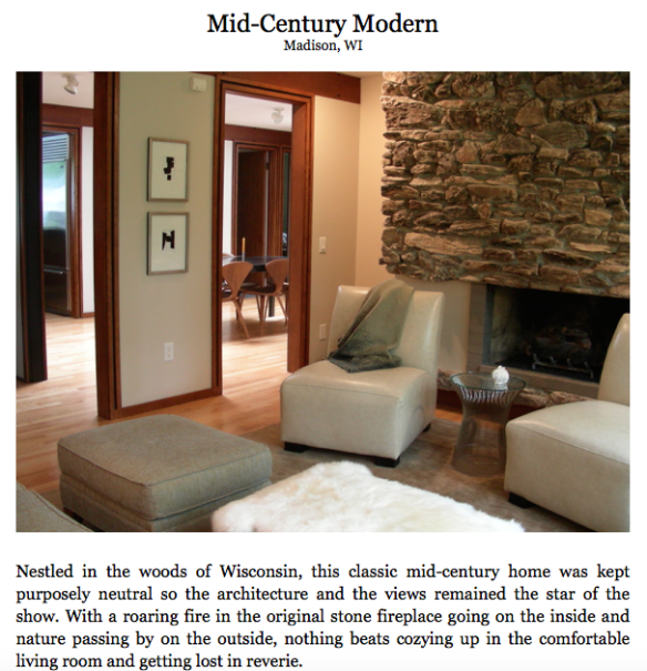 Mid Century Feature